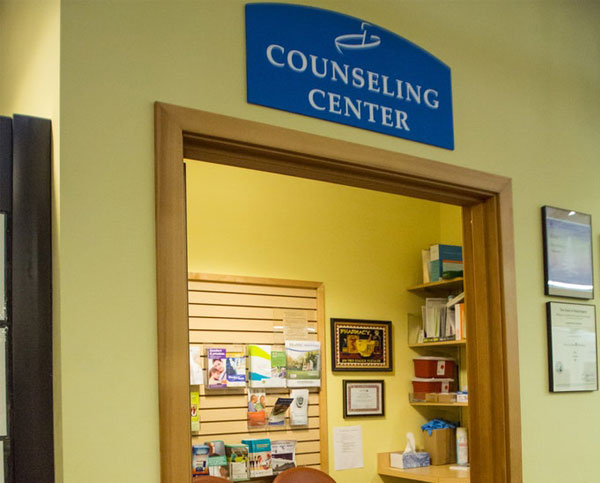Discuss your medications privately in our Counseling Center. Our video display indicates when your prescription is ready.